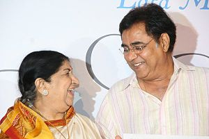 English: Lata Mangeshkar releases music album ...