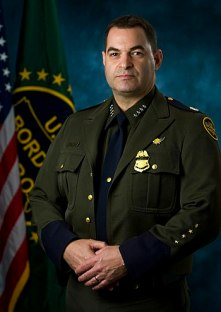 English: Chief of the U.S. Border Patrol