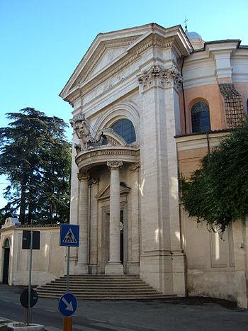 """Français : Eglise de Saint André """"al Quir..."""