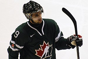 English: Kadri at the 2010 world juniors