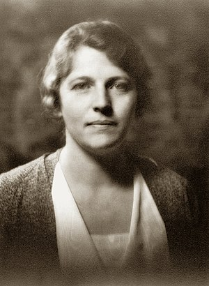 Pearl Buck, Pulitzer Prize-winning American author