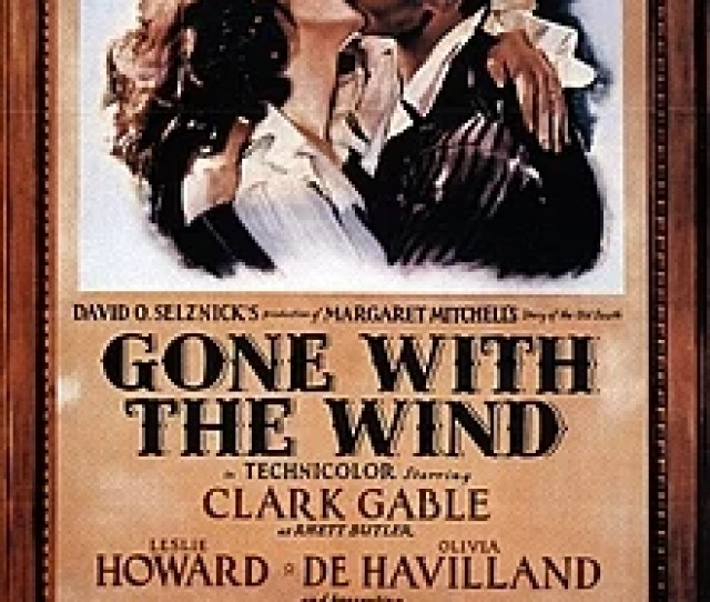 A Film Poster Showing A Man And A Woman In A Passionate Embrace