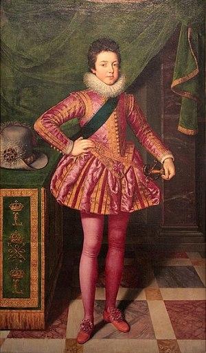 File:0 Louis XIII en costume de deuil - Frans Pourbus le Jeune (2).JPG
