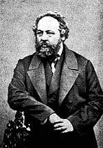 Mikhail Bakunin 1814-1876