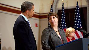 President Barack Obama discusses new opportuni...