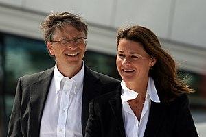 Norsk (bokmål): Bill og Melinda Gates unde...
