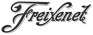 Deutsch: Logo of Freixenet Winery