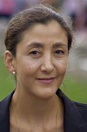 Íngrid Betancourt in Pisa, Italia 2008