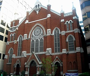 The Metropolitan African Methodist Episcopal C...