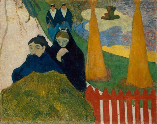 Vincent van Gogh and Paul Gauguin