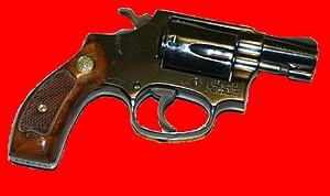 English: Photo of my S&W model 36 revolver
