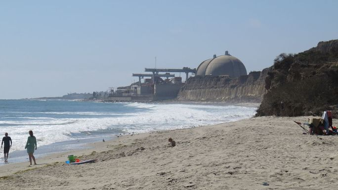 San Onofre Nuclear Generating Station 2014-07-09