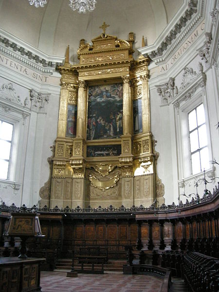 Plik: San Domenico, Bolonia, ołtarz 02.JPG