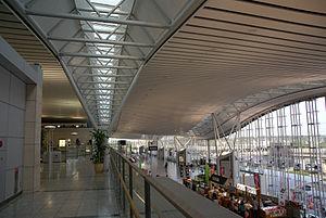 Sendai Airport in Natori and Iwanuma, Miyagi p...