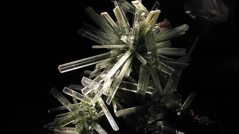 Cristales gigantes de Naica