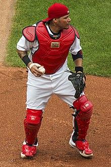 MLB- Yadier Molina