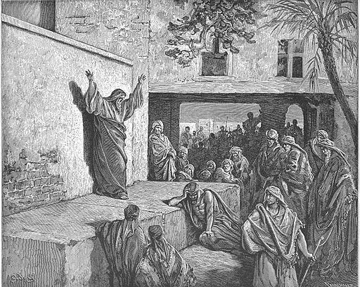 139.Micah Exhorts the Israelites to Repent