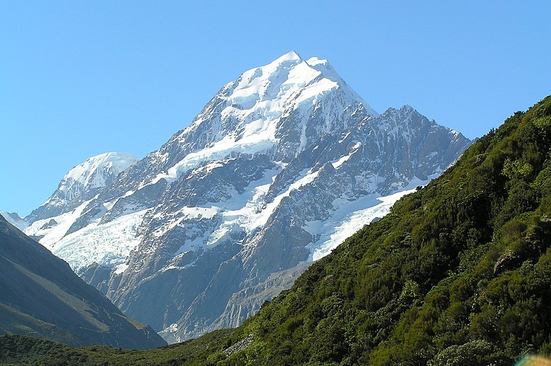 New Zealand South Island - Mount Cook