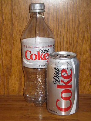 English: Diet Coke