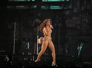 Beyoncé I Am... Tour Newcastle