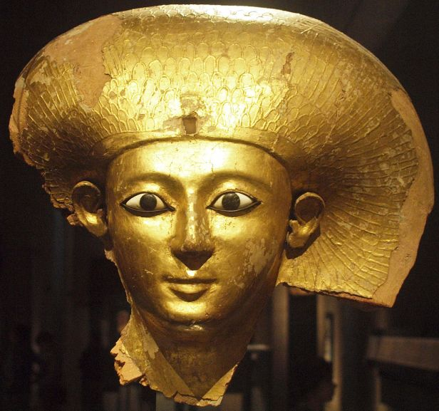 Sarcophagus Lid of Queen Sitdjehuti