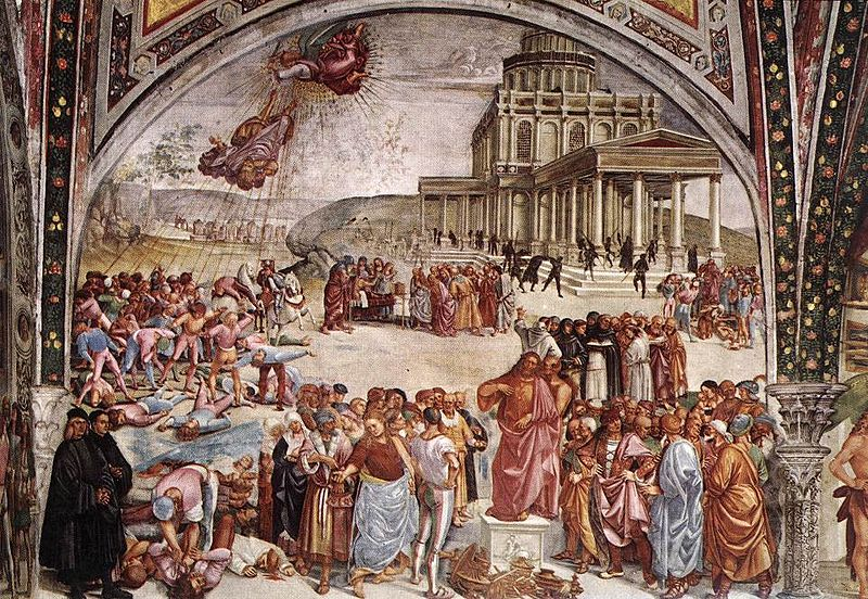https://i2.wp.com/upload.wikimedia.org/wikipedia/commons/thumb/2/29/Luca_signorelli%2C_cappella_di_san_brizio%2C_predica_e_punizione_dell%27anticristo_01.jpg/800px-Luca_signorelli%2C_cappella_di_san_brizio%2C_predica_e_punizione_dell%27anticristo_01.jpg