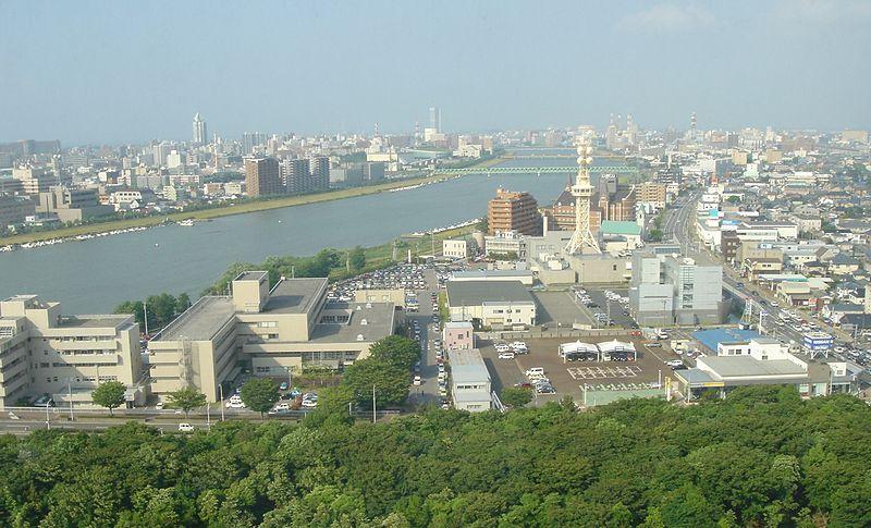 File:Niigata City.jpg