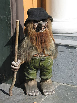 Troll in Trondheim