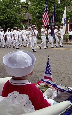 English: BOSTON, Mass. (June, 15, 2008) A byst...