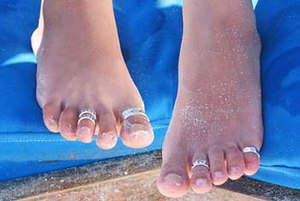 Image for toe rings