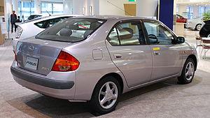 1st generation Toyota Prius (1997/12 - 2000/5)