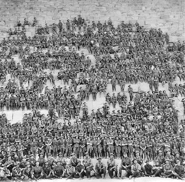 File:Australian 11th Battalion group photo.jpg