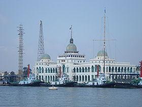 مبنى هيئة قناة السويس ببورسعيد
