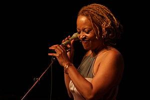 Cassandra Wilson, Ottawa Bluesfest 2008