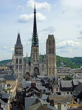 Image illustrative de l'article Cathédrale Notre-Dame de Rouen