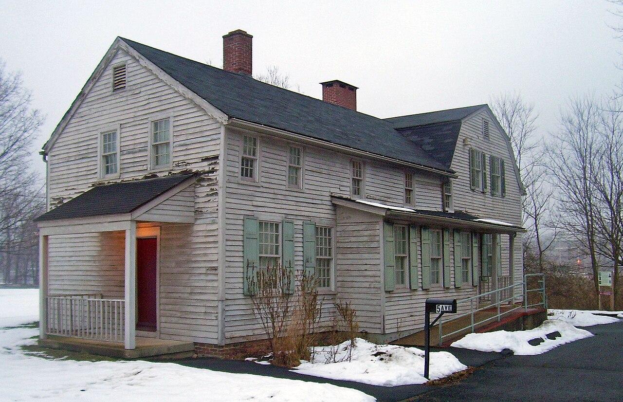 File Charles Ives House Danbury Ct Jpg Wikipedia
