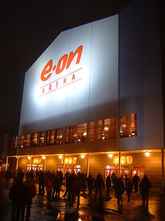 E.ON Arena Timrå Sweden