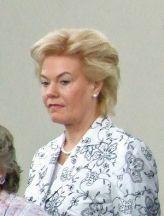 Erika Steinbach auf der Boernepreisverleihung ...