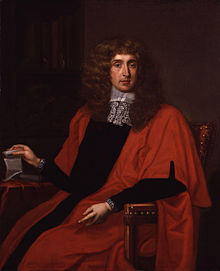 George Jeffreys, 1st Baron Jeffreys of Wem by William Wolfgang Claret.jpg
