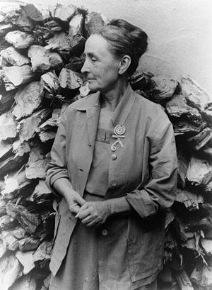 Georgia O'Keeffe, 16 August 1950