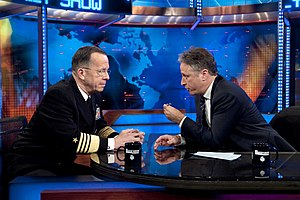 The Daily Show with Jon Stewart is a news sati...
