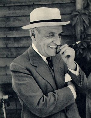 Jose Ortega y Gasset. Numerary professor of Ps...