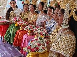 Cambodian New Year