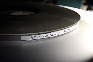 English: High and Low by Akira Kurosawa on 35 ...
