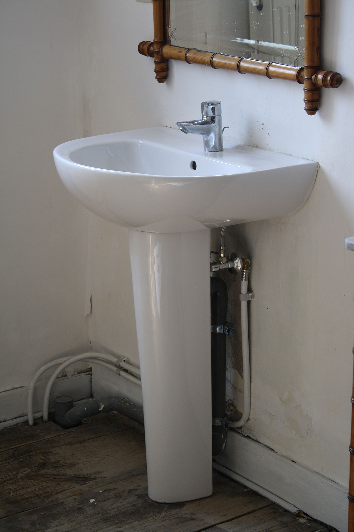 Lavabo Sanitaire Wikipdia