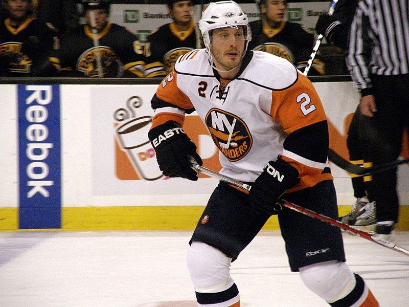 Mark Streit NHL NY Islanders