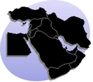 P middle east