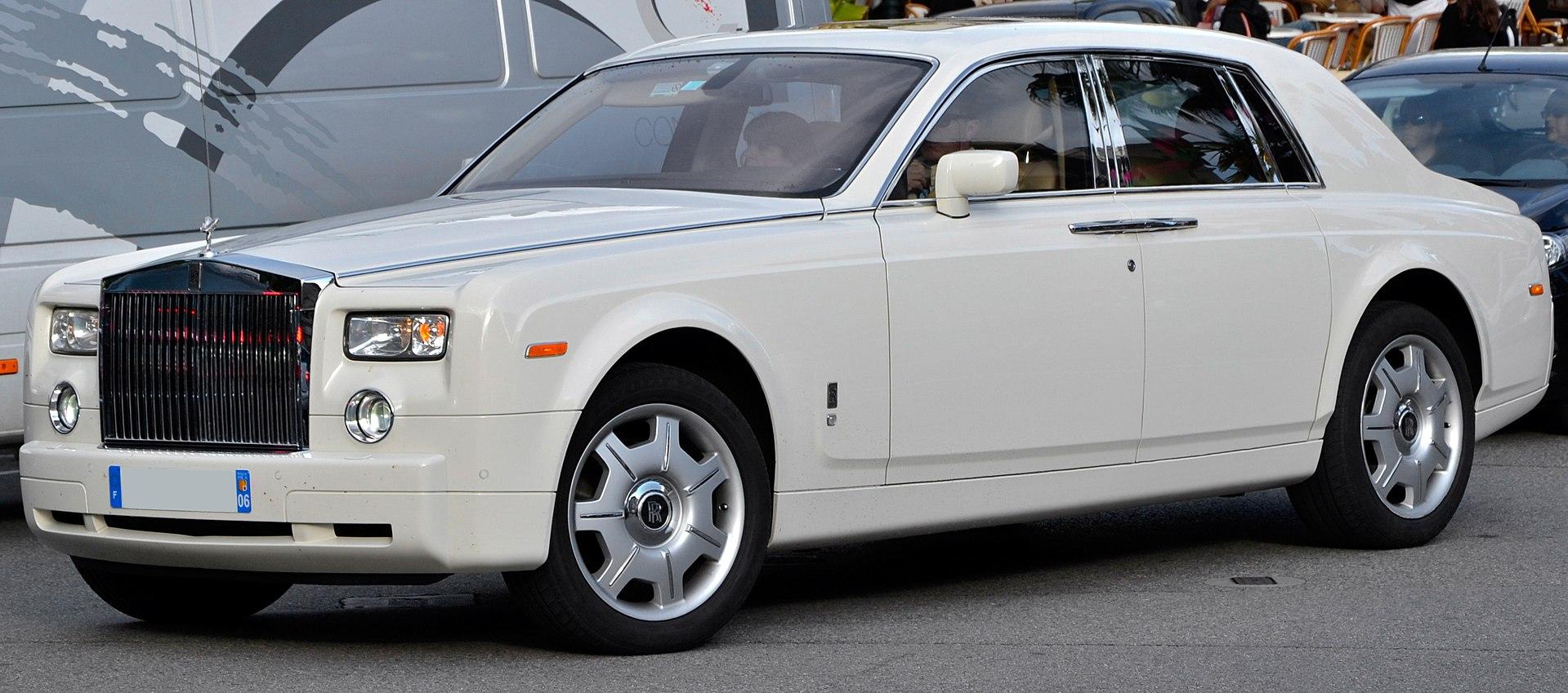 2008 Drophead Rolls Phantom Coupe Royce