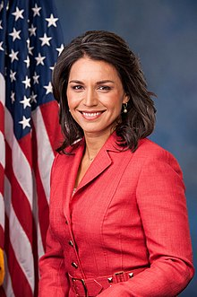 Official 113th Congressional photo of Tulsi Gabbard