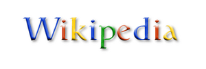 A google-like Wikipedia logo for my userpage.